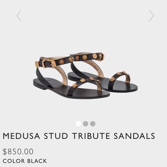 244b42e010 Versace Medusa Stud Tribute Leather Sandals. M_5ae25f4a2c705d163eca7794